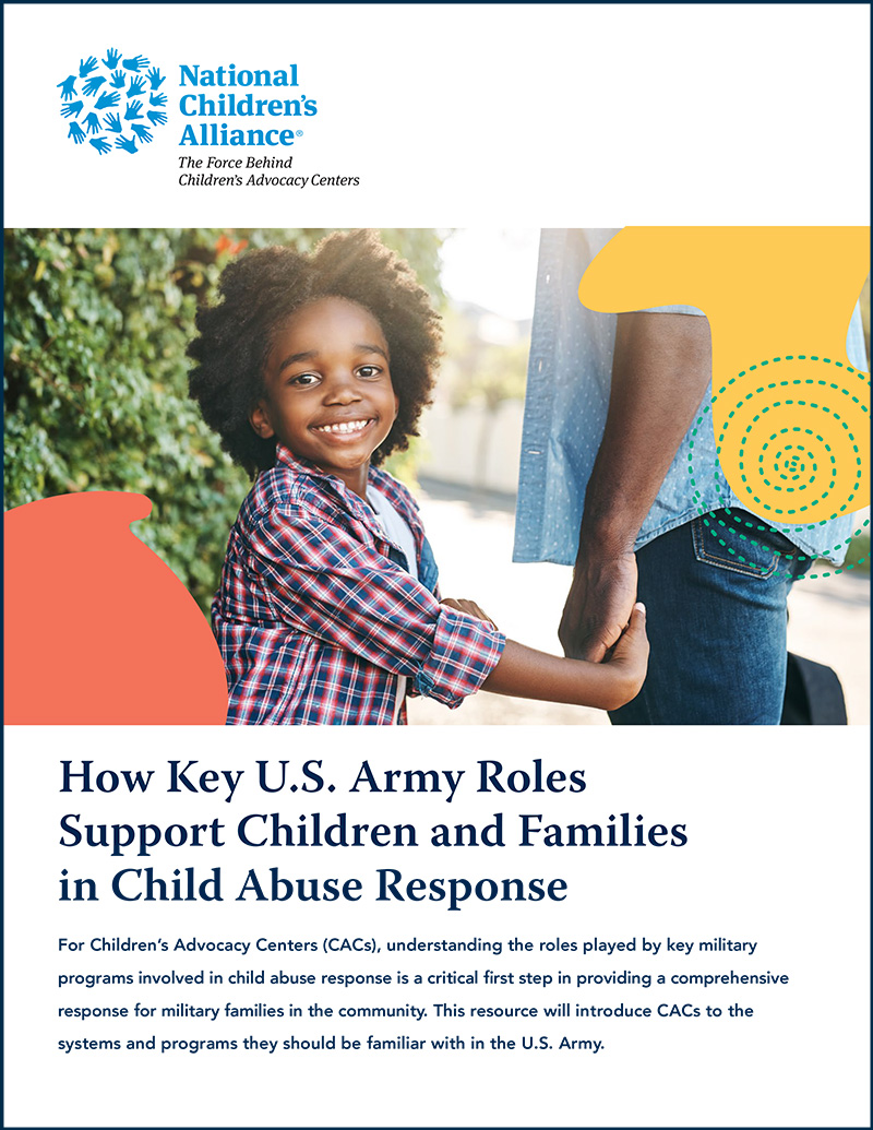 How Key U.S. Army Roles Support Children and Families in Child Abuse Response