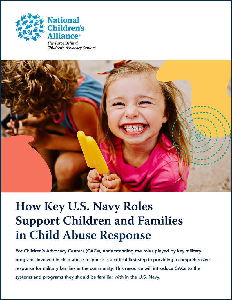 How Key U.S. Navy Roles Support Children and Families in Child Abuse Response
